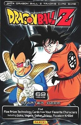 Dragon Ball Z (2014) Starter Deck