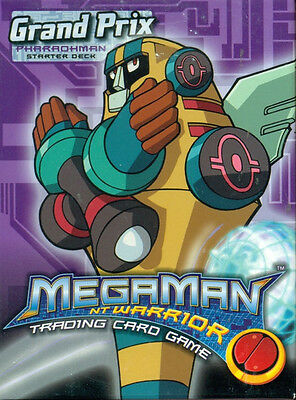Mega Man Grand Prix Starter Deck (PharaohMan)
