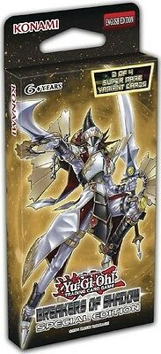 Yu-Gi-Oh! TCG Breakers Of Shadow Special Edition Starter Deck