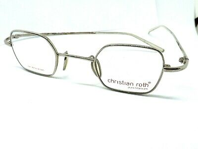 christian roth OCCHIALI DA VISTA UOMO titanio BRILLE EYEWEAR GLASSES JAPAN FRAME