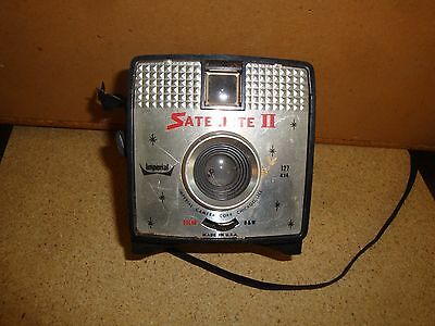 Imperial Camera Corp Satelite Ii Vintage Made In Usa