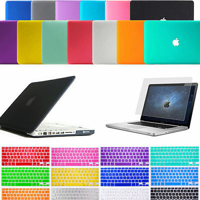 """Frosted Hard Thin Case Cover Shell Matte for Apple Macbook Pro Retina 13"""" 15"""""""