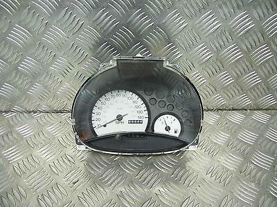 2002 Ford KA Hatchback Speedometer Instrument Cluster