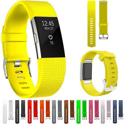 For Fitbit Charge 2 Replacement Smart Watch Bands Strap Bracelet Wrist Band *