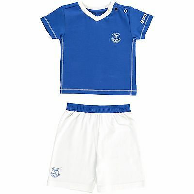 Kids 12-18 m Everton 15/16 Kit Pyjamas Everton Blue-White EVE2