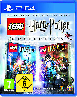 PS4 Lego Harry Potter Collection NEUWARE Playstation 4