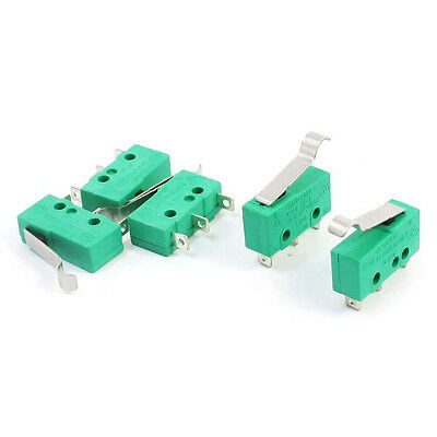 5 AC 125 V 5 A Part CNC Mill Green Hinge Lever Mini KW 4 - 3 Z - 3 Switch G1K4