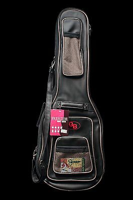 "GB Brand Premium ""Leatherex"" Electric Guitar Gig Bag"