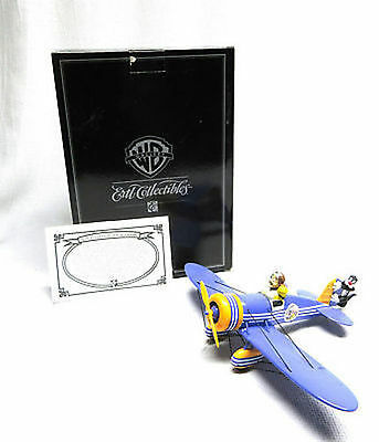 Ertl Collectibles Warner Bros. 1930 Mystery R Airplane Granny/Tweety/Sylvester