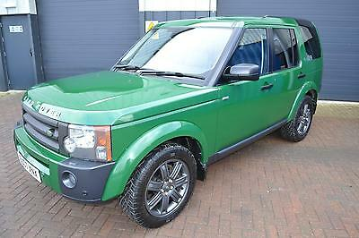Land Rover Discovery 3 2.7TD V6 auto 2008MY HSE