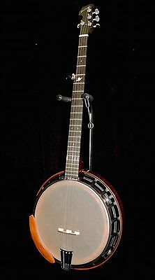 Nechville Zeus 5 String Banjo With Bag Authorized Dealer