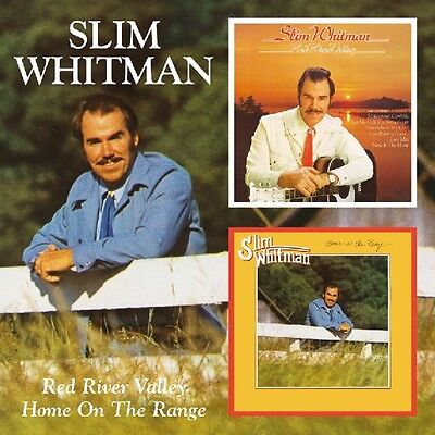 Slim Whitman - Red River Valley/Home on the Range