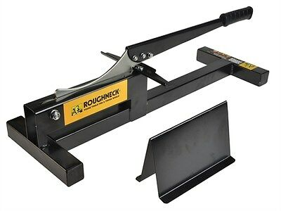 Roughneck ROU36010 All Metal Laminate Flooring Cutter / Guillotine Action Blade