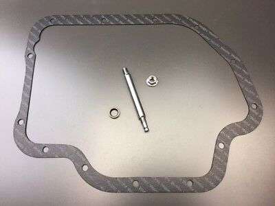 New TH400 Transmission Manual Shift Lever Linkage Shaft /& Upgraded Seal