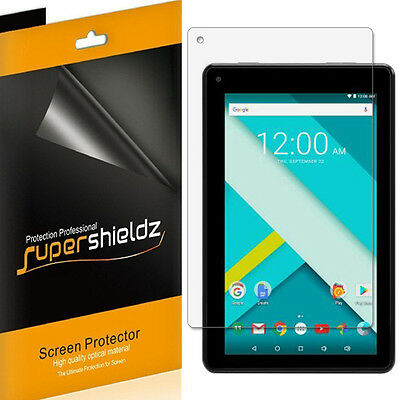 """3X SuperShieldz Clear Screen Protector For RCA Voyager III 7"""" (RCT6973W43)"""