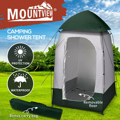 XL Camping Shower Toilet Tent Outdoor Portable Change Room Shelter Ensuite