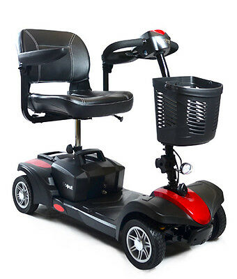Scout Sport Quattro Mobility Scooter with Quad Suspension *Brand New*