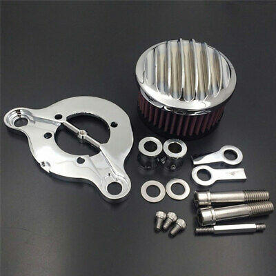"""4"""" Air Cleaner Intake Filter System  for Harley sportster XL 883 1200 1988-2015"""