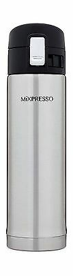 Coffee Thermos - Travel Mug by Mixpresso Coffee (Stainless Steel 14.5 oz.) New