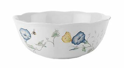 Lenox Butterfly Meadow Fine Porcelain Small Serving Bowl New