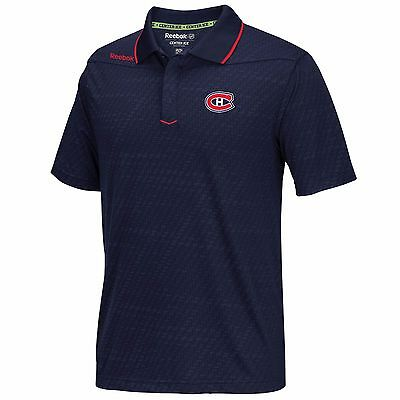 Adult L Montreal Canadiens Center Ice Travel Polo M16