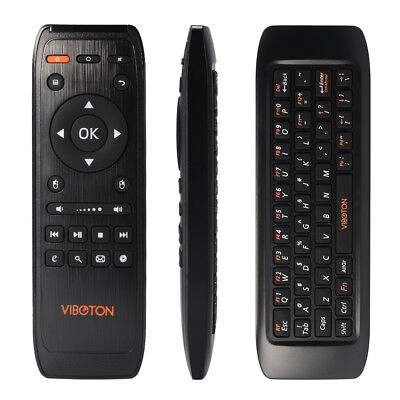 2.4G Wireless Fly Air Mouse Keyboard Remote Control for Android Smart TV AC751