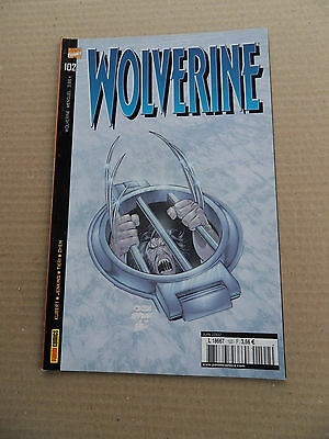 Wolverine 102 . Marvel France 2002 - BE +
