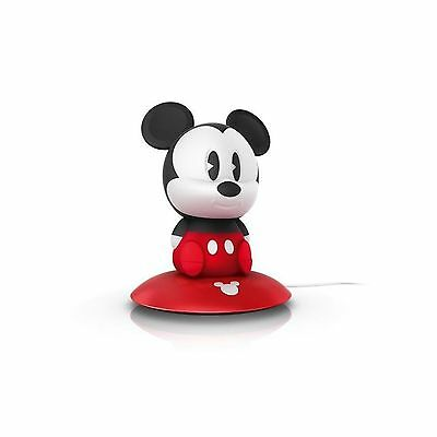 PHILIPS 273144 Disney Soft Pals Mickey Nightlight New