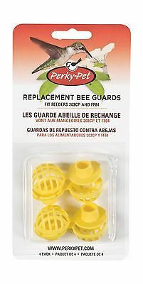 Perky-Pet 205Y Replacement Yellow Bee Guards 3.04w x 1.01d ins. New