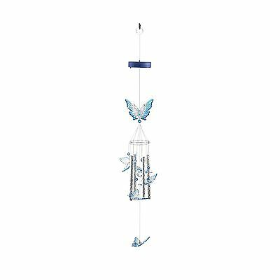 Color-Change Butterfly Chime New