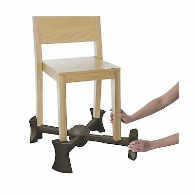 Kaboost Booster Seat for Dining-Goes Under The Chair-Portable Chair Boost... New