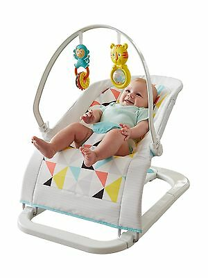 Fisher-Price Fold Flat Bouncer New