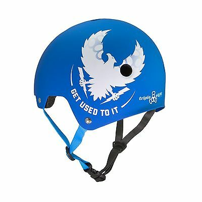 Triple Eight 604352030311 Certified Helmet Switzer X-Small/Small New
