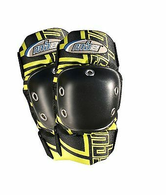 MBS Pro Elbow Pads (X-Small) X-Small New