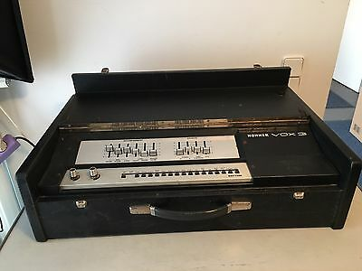 Hohner Vox 3 Rhythmusgerät Drumcomputer for Organ and Akkordeon Vintage + RARE!!