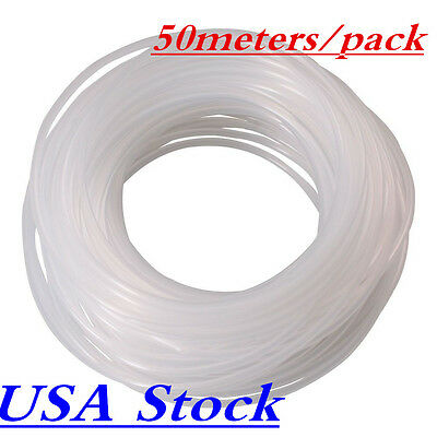 USA Stock! 50m Roland Mimaki Mutoh Tubing ECO Solvent Ink Tube  -1.8mmx3mm