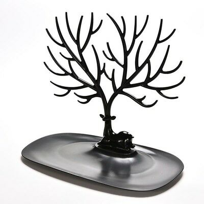 Jewellery Display Tray, Deer Tree, Hold Your Necklace Rings, Gift Idea for Wife