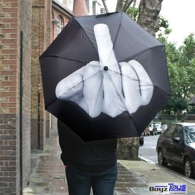 F#ck The Rain Umbrella, Show the clouds how you really feel