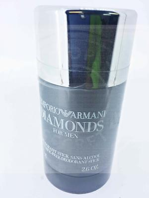 Emporio Armani Diamonds For Men Deodorant Stick Alcoohol Free 75Gr