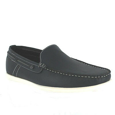 Kenneth Cole  Ocean Breeze Navy Mens Loafers Size 10.5M