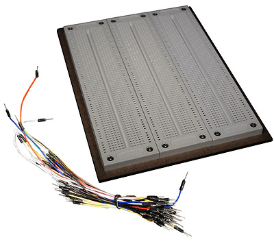 700 Point Experiment Breadboard x3 for Arduino