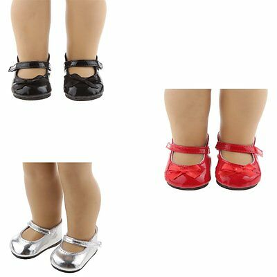 """Doll Shoes for 18"""" American Girl Our Generation Doll Clothes Accessory UK Stock"""