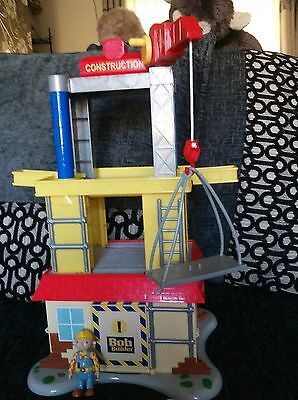bob the builder construction tower