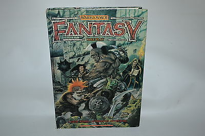 Book: Warhammer * Fantasy Role Play * A Grim World Of Perilous Adventure