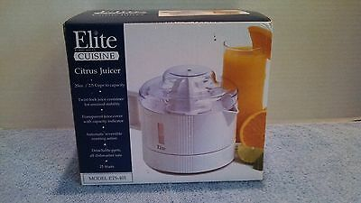 ELITE MAXI MATIC TS 738 TS-738 Juicer Juice Extractor PART