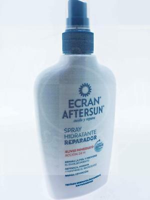 Ecran After Sun Accion 24 Horas Hidratante Reparador Solar 200Ml