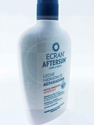 Ecran After Sun Milk Leche Hidratante Reparadora 400Ml