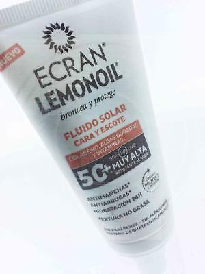 Ecran Lemonoil Sun Protection Spf 50 Anti-Edad 50Ml