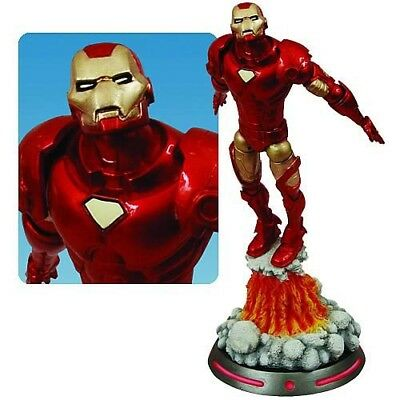 Diamond Select Marvel Select Figur - Iron Man Special Collector Edition