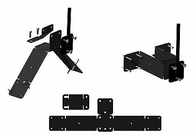 2 in 1 Weathervane Roof Mounting